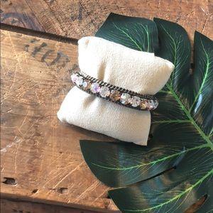 Sorrelli Raw Sugar Cuff Bracelet